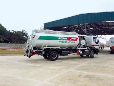 Angola aviation fuel