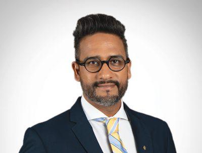 Richard SAMMY, Managing Director of REPUBLIC BANK (GUYANA)