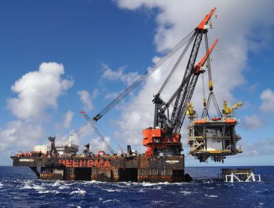 Brazil offshore