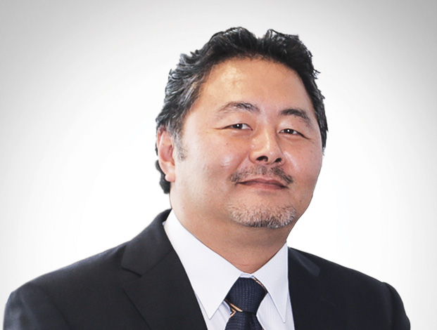 Junji NAGASAKA, Managing Director of CHIYODA ALMANA ENGINEERING