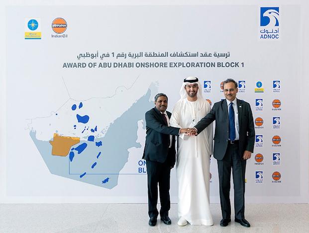 Indian majors take Abu Dhabi block
