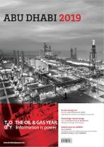 The Oil & Gas Year Abu Dhabi 2019