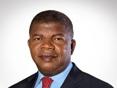 João LOURENÇO PRESIDENT OF THE REPUBLIC OF ANGOLA