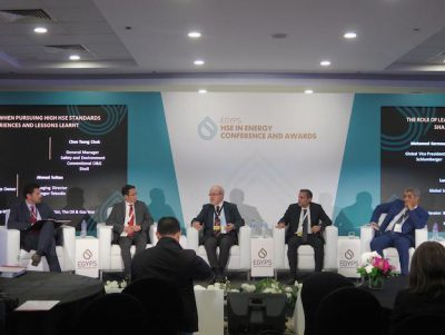 Egypt Petroleum Show (EGYPS) HSE Leadership Panel