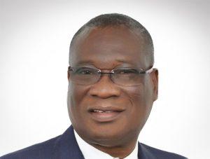 Kofi Koduah SARPONG CEO GNPC