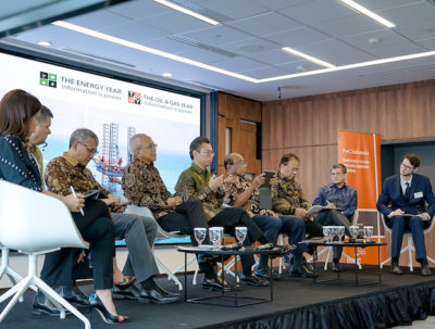 Indonesia 2020 strategic roundtable discussion