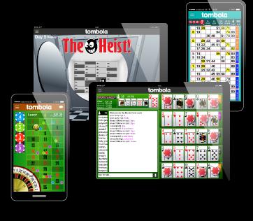 tombola bingo app