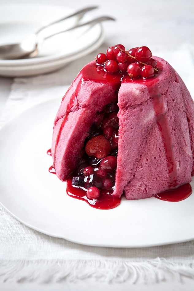 Summer Pudding by Hairy Bikers'
