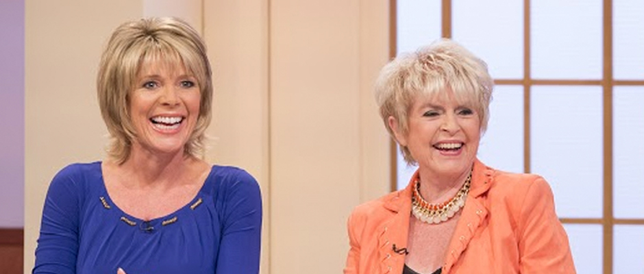 Loose Women Interview with Ruth Langsford