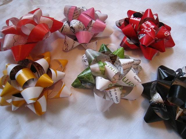 Five Christmas Wrapping Hacks