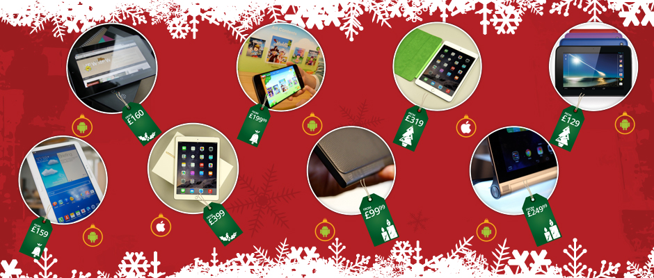 tombola Christmas Tablet Buying Guide 2014