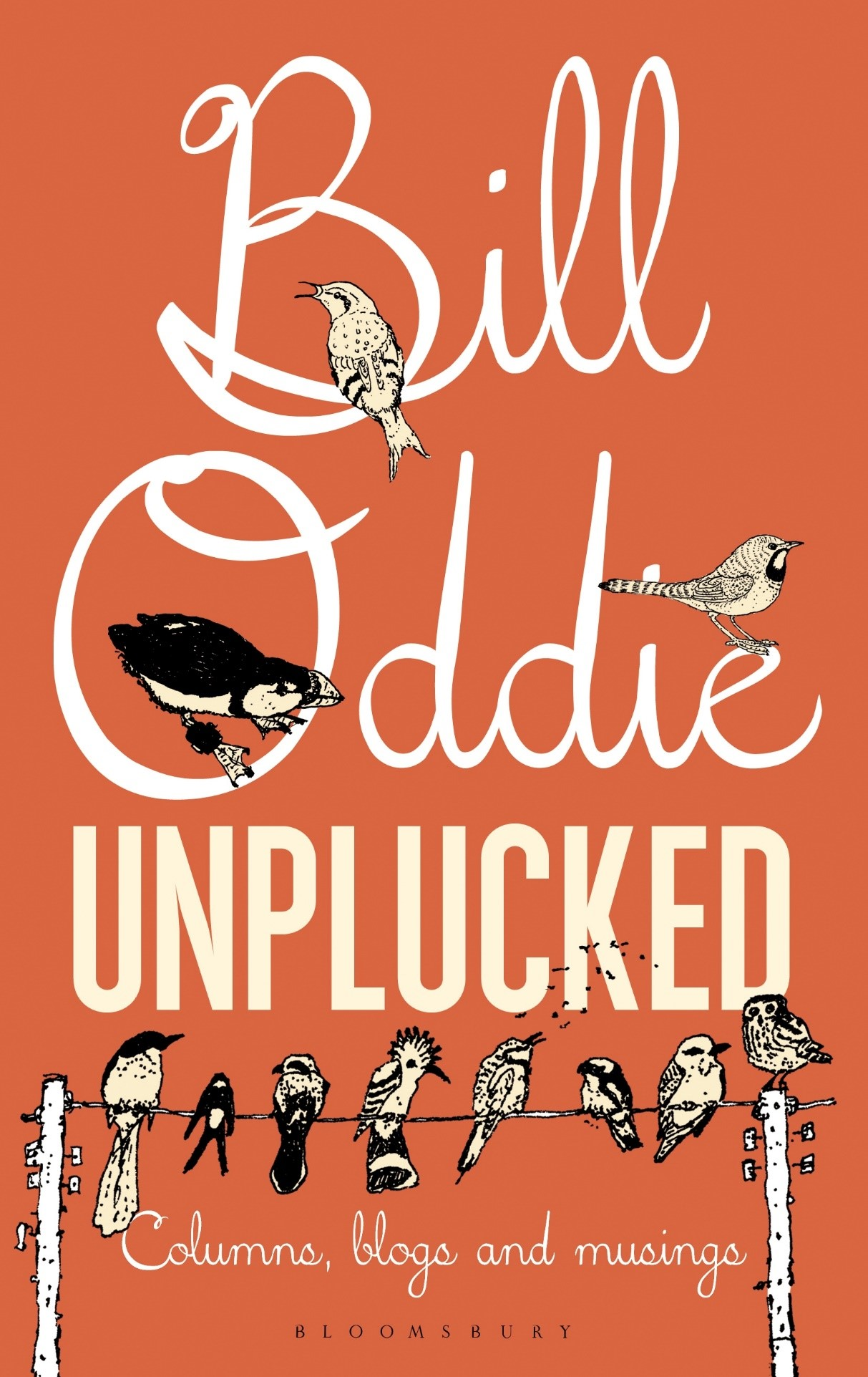 bill oddie unplucked cover