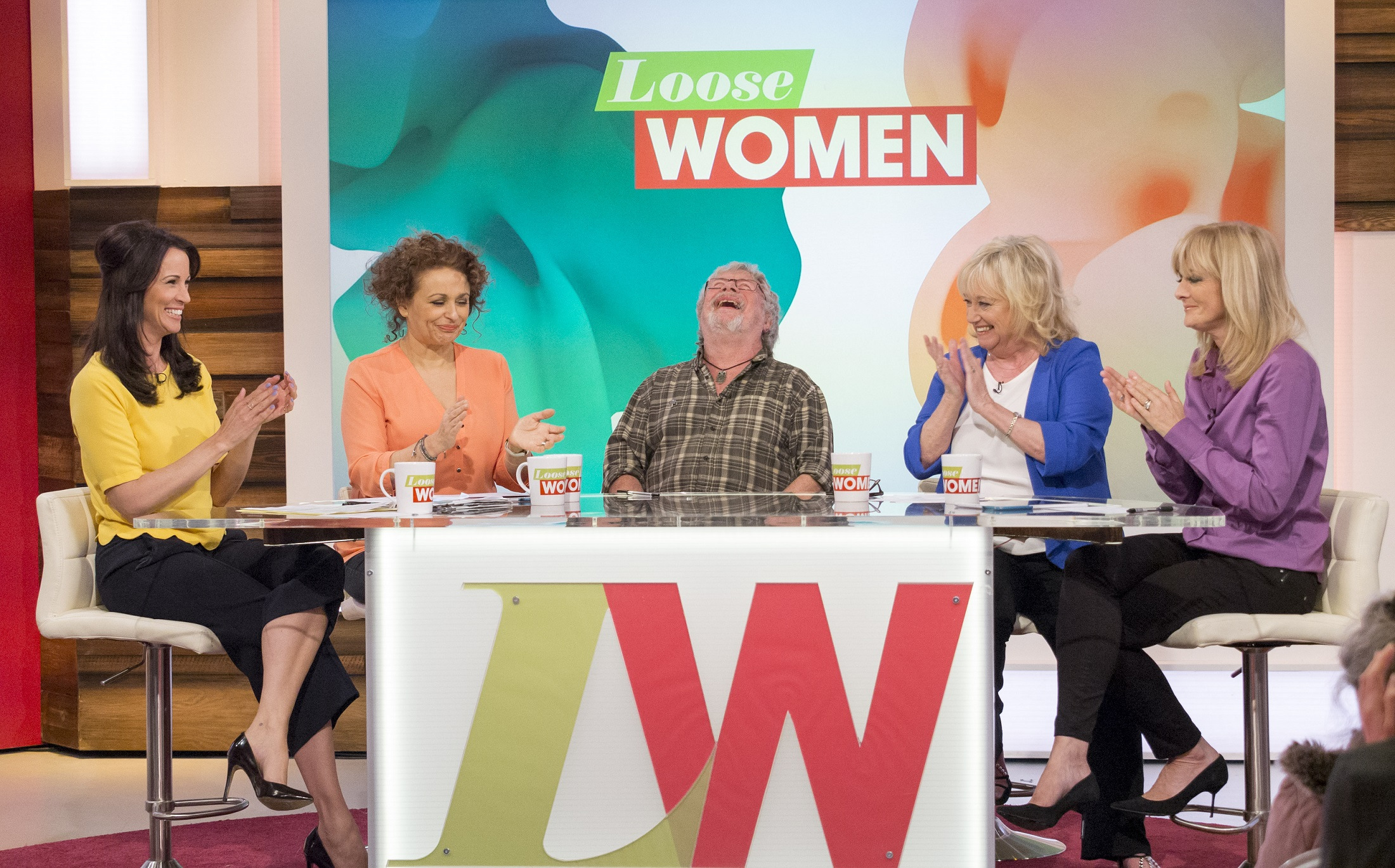 Bill Oddie Discusses Unplucked with the Loose Women