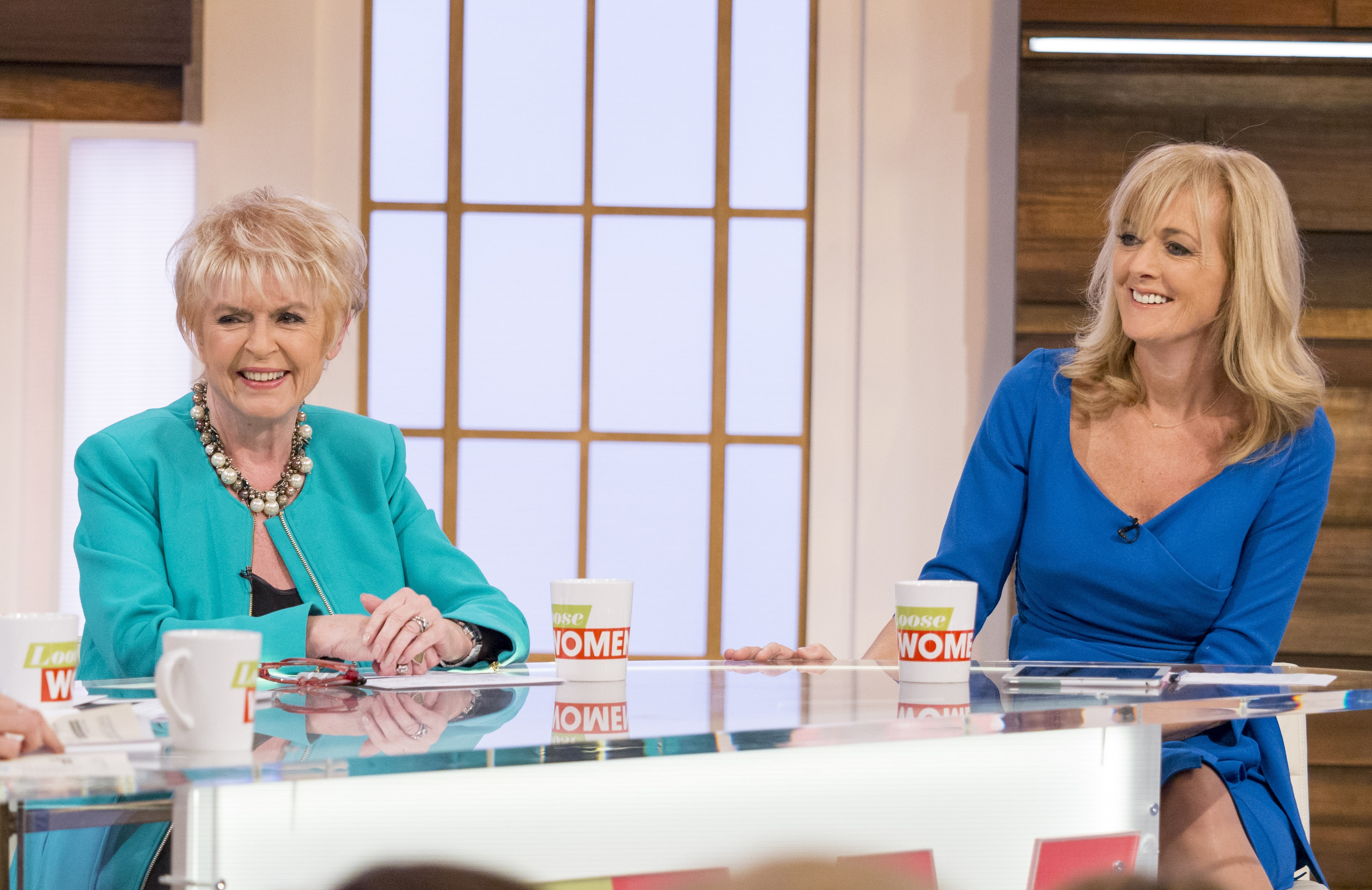 Gloria Hunniford Interview