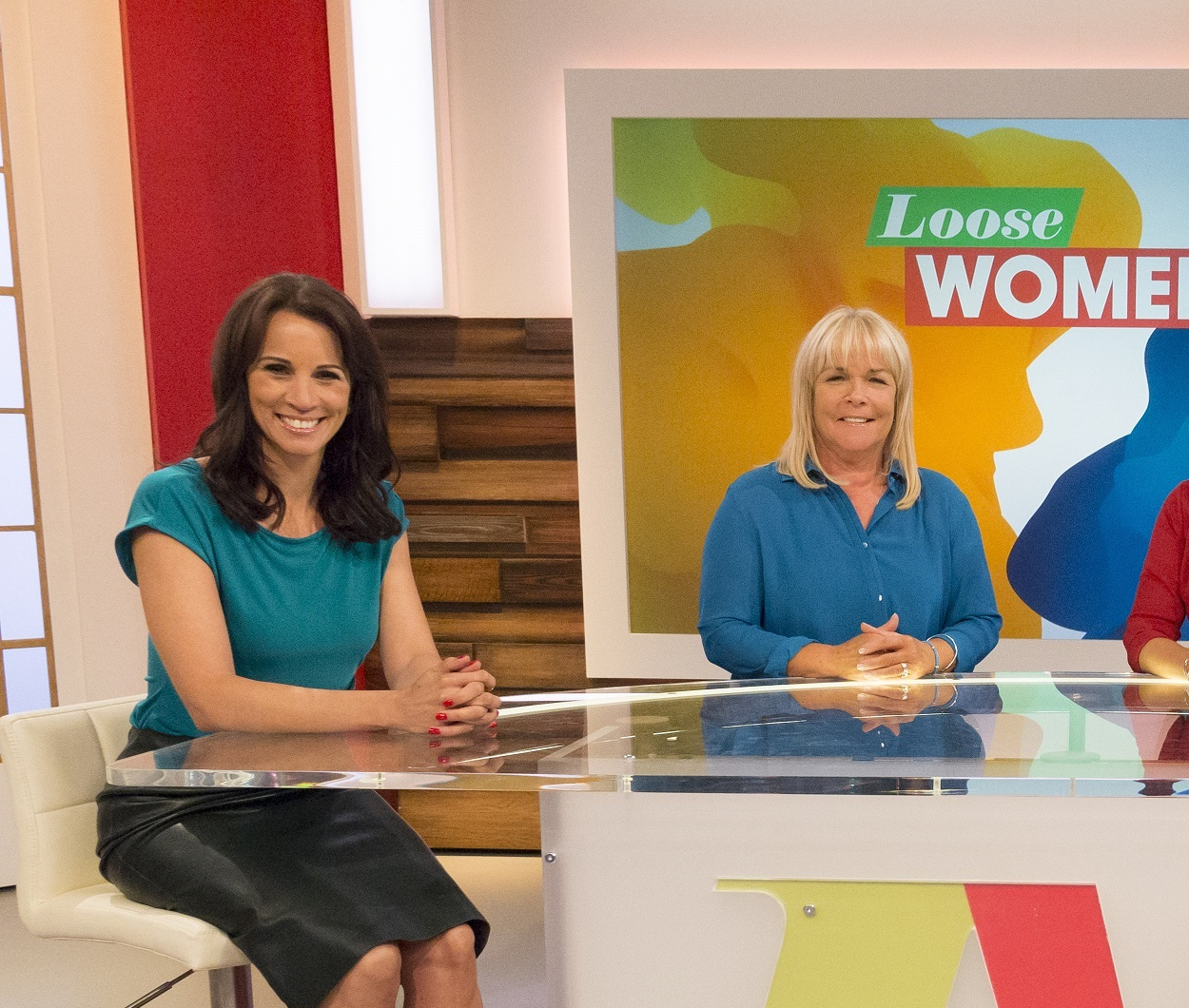 andrea mclean interview