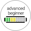 Advanced Beginner Level Lesson