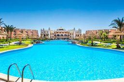 Hurghada: 5 Star All Inclusive Beachfront Escape with FREE Room Upgrade