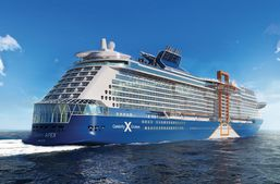 Celebrity Cruises: Apex, The Brand New Revolutionary Edge Class Ship Launches April 2020