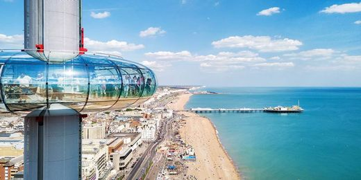 Brighton Observation Tower with a Glass of Bubbly, Save up to 40%