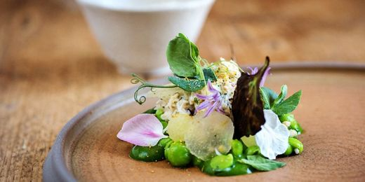 Hotel of the Year: 7 Course Chef's Dinner at Rudding Park. Awarded 3-AA Rosettes, Save 42%