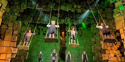 London: Matilda Theatre Break with Hotel Stay. Saturday Evening Show