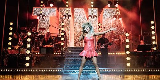 London: The Tina Turner Musical with Hotel Stay. Friday Evening Show