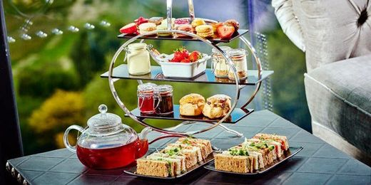 Newcastle: 50% Off Afternoon Tea for Two at Marco Pierre White Steakhouse Bar & Grill