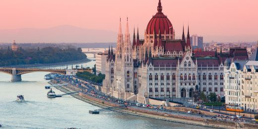 Budapest: 4 Star City Break in Prime Location