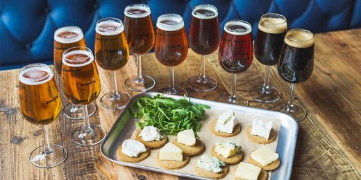 Brewdog: Craft Beer Tasting Experience for Two across UK, 50% Off