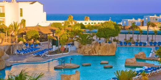 Lanzarote: All Inclusive 4 Star Beach Holiday to Costa Teguise