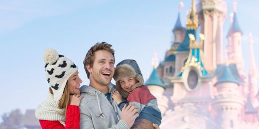 Disneyland® Paris: FREE Full Board Meal Plan* for Arrivals January to April