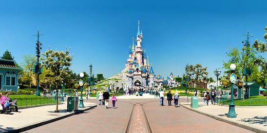 Disneyland Paris®: Kyriad Hotel with Flights & Park Tickets Included worth £70pp