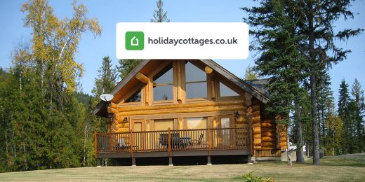 Hand Picked Properties from holidaycottages.co.uk: Cabins & Lodges Across the UK