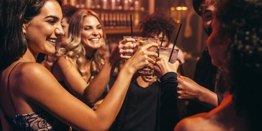 Friday Night Out City Breaks: Hotel Stay with Dinner & Nightlife Vouchers