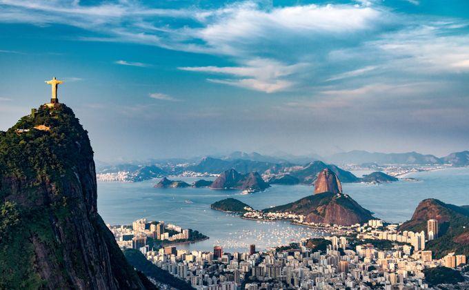 South America Cruise w/Rio Stay, Flights & Transfers