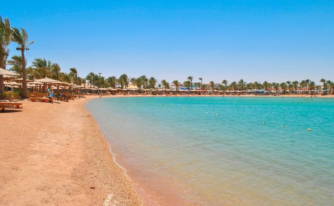 Hurghada: Luxury 4 Star All Inclusive Christmas or New Year Holiday w/Kids Stay FREE