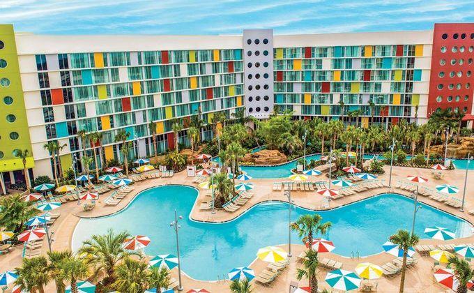Florida: Week-Long Holiday to Universal's Cabana Bay Beach Resort w/Flights & Room Upgrade. Save £200