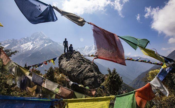 15 Day Mt. Everest Base Camp Trek w/Accommodation & Guide