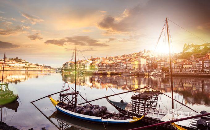 Portugal: 3 Nt Porto City Break to Award Winning Hotel w/Flights & Breakfast