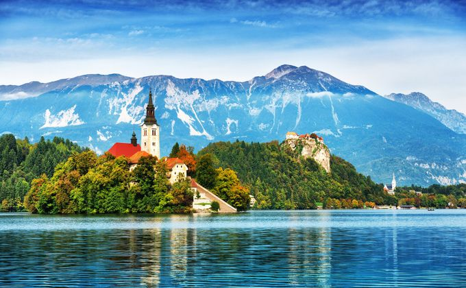 Lake Bled: Spring or Summer 2020 Short Break to Award Winning Hotel w/Flights & Breakfast