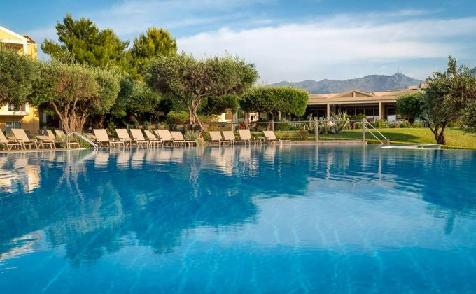 Corfu: 4 Star All Inclusive Spring or Summer 2020 Holiday