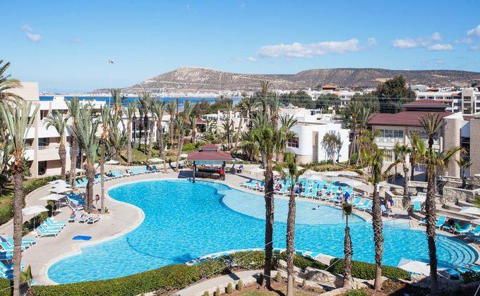 Morocco: 4 Star All Inclusive LABRANDA Beach Holiday to Agadir