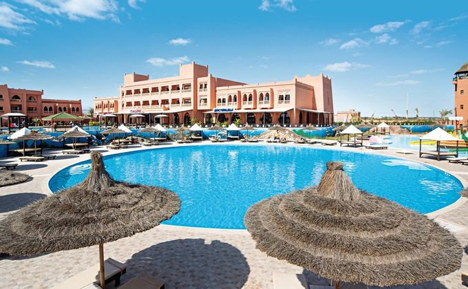 Marrakesh: 5 Star All Inclusive Holiday with Water Park, Kids Stay FREE
