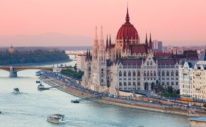 Budapest: 4 Star City Break in Prime Location