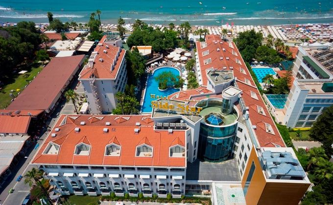 Turkey: Luxury 5 Star All Inclusive Holiday to Side with Blue Flag Beach