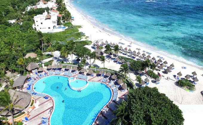 Mexico: All Inclusive 5 Star Riviera Maya Holiday
