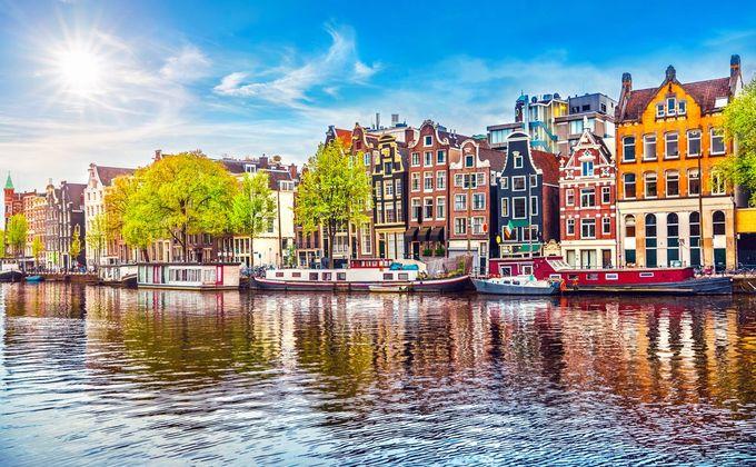 Amsterdam: 4 Star City Getaway Incl. Flights