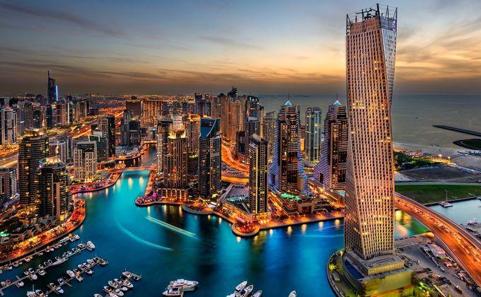 P&O Oceana: Dubai, Oman, Bahrain & Abu Dhabi Incl. Flights