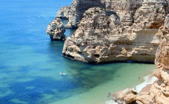 Algarve: 4 Star All Inclusive Holiday to Albufeira