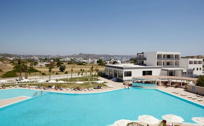 Rhodes: 4 Star All Inclusive Holiday with Kids Stay FREE